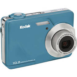 Kodak EasyShare C180 Point-and-shoot Digital Camera (Teal)