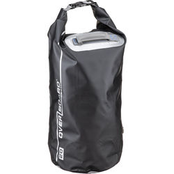 OverBoard Waterproof Dry Tube Bag (20L, Black)