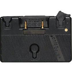 Nebtek Anton Bauer Gold Mount for Nebtek Monitor with 4 Pin XLR