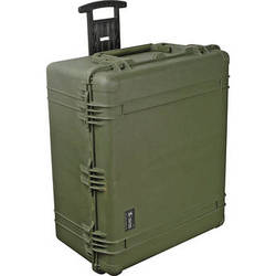Pelican 1690NF Transport Case without Foam (Olive Drab Green)