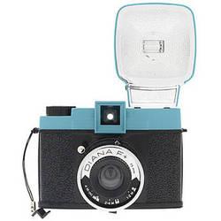 Lomography Diana F+ Medium Format Camera (Teal/Black)