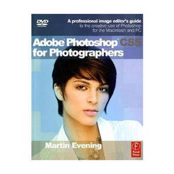 Focal Press Book: Adobe Photoshop CS5 for Photographers