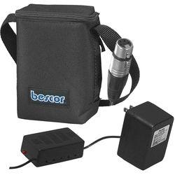 Bescor MM-7XLRATM Starved Electrolyte (Lead Acid) Battery