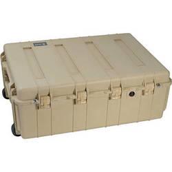 Pelican 1730NF Transport Case without Foam (Desert Tan)