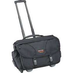 Tamrac 5263 CyberPro Express Rolling Photo/Computer Briefcase (Black)