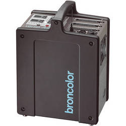 Broncolor Verso A4 RFS 2400 W/S Power Pack (100-240V AC/12V DC)