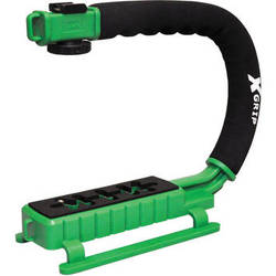 Opteka X-Grip Pro Video Stabilizing Handle (Green)