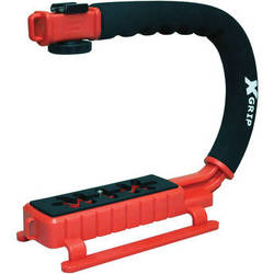 Opteka X-Grip Pro Video Stabilizing Handle (Red)