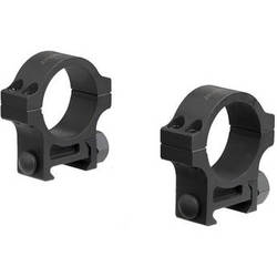 Trijicon AccuPoint Riflescope Rings 30mm Standard Steel