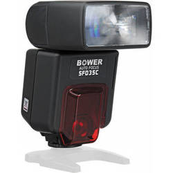 Bower SFD35 Digital Flash for Canon Cameras