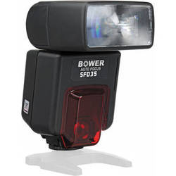Bower SFD35 Digital Flash for Nikon Cameras