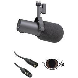 Shure SM7B Cardioid Dynamic Broadcast Microphone Kit