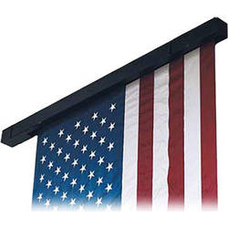 Draper 500101 Patriot Motorized Flag (Vertical Format)