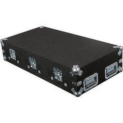 Odyssey Innovative Designs CGS10CDJ Glide Style Carpeted Covered CD Coffin