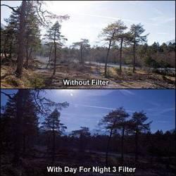 Formatt Hitech 105mm Cool Day For Night 3 Filter