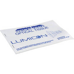 "Lumicon Lens Cleaning Tissue - Contains 25 4 x 6"" Tissues"