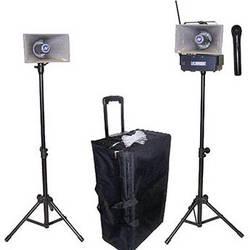 AmpliVox Sound Systems SW635 Half-Mile Hailer Portable Wireless Kit