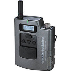 Audio-Technica AEW-T1000A Wireless UniPak Transmitter (Band C: 541.500 MHz to 566.375 MHz)