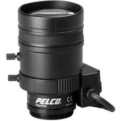 Pelco 13M Megapixel Varifocal Lens (2.2-6mm)