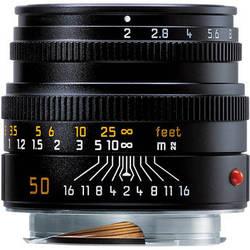 Leica Summicron-M 50mm f/2 Lens