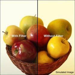 "Tiffen 6.6 x 6.6"" 80B Color Conversion Filter"