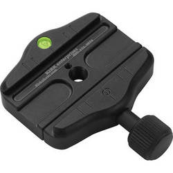 """Kirk QRC-3 Quick Release Clamp for Arca-Type Plates - 3"""" Base"""