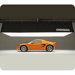 Chimera F2X 10 x 20' Light Bank & Triolet Light Kit (120 VAC)