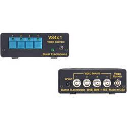 Burst Electronics VS4x1 Four Input Active Switcher