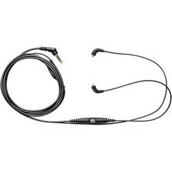 Shure CBL-M-K Music Phone Accessory Cable with Mic and Remote