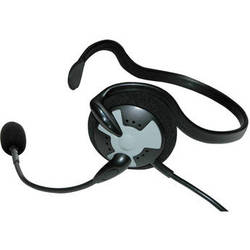 Eartec Fusion Behind-the-Neck Intercom Headset (TCx/Digicom Hybrid)