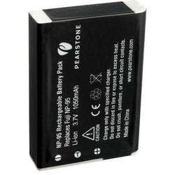 Pearstone NP-95 Lithium-Ion Battery Pack (3.7V, 1050mAh)
