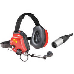 Eartec XTreme Professional Intercom Headset (5-Pin XLR-M)