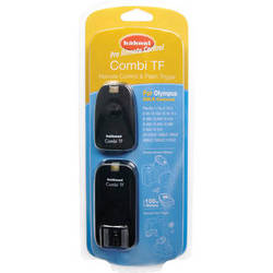 hahnel Combi TF Remote Control & Flash Trigger for Olympus DSLRS