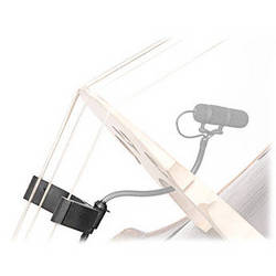 DPA Microphones Mounting Clip for DPA 4099B Clip Microphone for Acoustic Bass