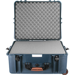 Porta Brace PB-2750F Hard Case with Foam Interior (Blue)