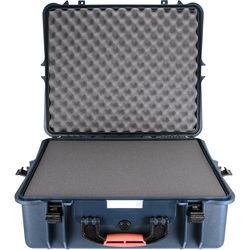 Porta Brace PB-2700F Hard Case with Foam Interior (Blue)