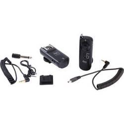 RPS Lighting Studio 3-In-1 Wireless Remote System For Nikon D90/D5000