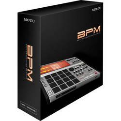 MOTU BPM 1.5 - Advanced Urban Rhythm Virtual Instrument