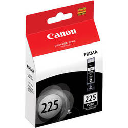 Canon PGI-225 Pigment Black Ink Tank