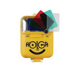 Holga 12S Flash for 135TIM (Yellow)