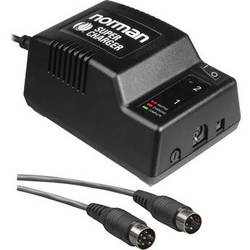Norman 812584 Super Dual Charger with R5002 Cable