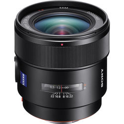 Sony 24mm f/2.0 Carl Zeiss T* Wide-Angle Prime Lens