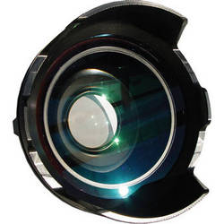 Amphibico CrystaLens95 Degree Wide Angle Lens System