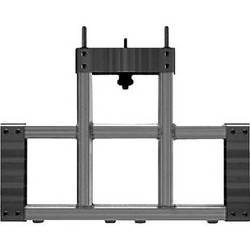 "Draper 383480 StageScreen T-Section (14.25 x 20.5"", Black)"