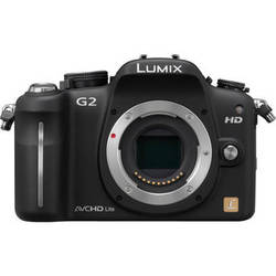 Panasonic Lumix DMC-G2 Digital Camera Body