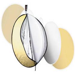 "Photoflex MultiDisc Circular Reflector, 5 Surfaces, 32"" (81.3cm)"