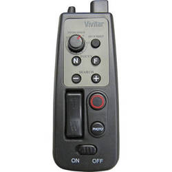 Vivitar 8 Button Remote Control