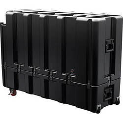 """Pelican AL5415-1026 X-Large Shipping Case for 42-50"""" Flat Screen Monitor"""
