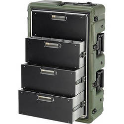 Pelican Hardigg MC4100 Medchest 4 Drawer for Emergency Response Supplies