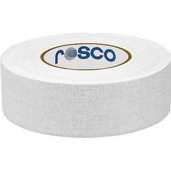 """Rosco Gaffer Tape (2"""" x 164', White Box of 24 Rolls)"""